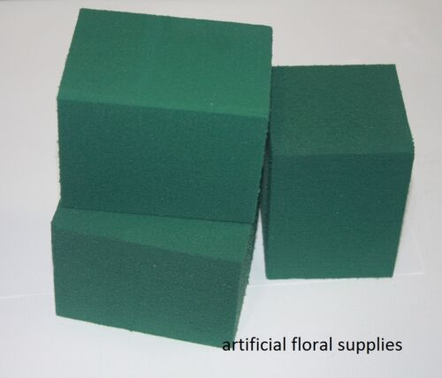 7 oasis wet foam floral block MINI BRICKS fresh flowers