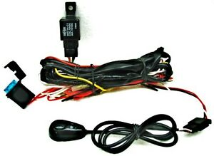 wiring harness led switch relay fuse hella piaa bosch kc. Black Bedroom Furniture Sets. Home Design Ideas