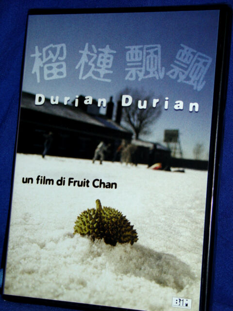 DURIAN DURIAN Liulian Piao Piao DVD Fruit Chan NUOVO SIGILLATO!!