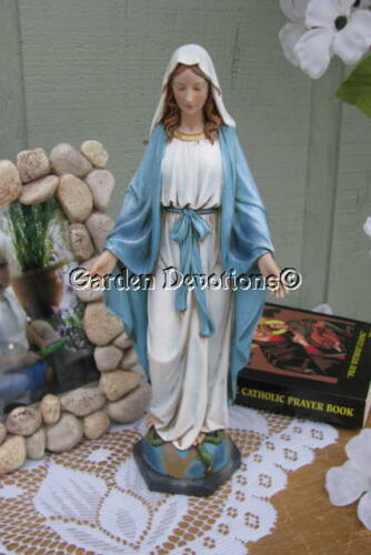 Virgin Mary And Angel Statues Collection On EBay!