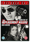 The Replacement Killers (DVD, 2007, Extended Edition)