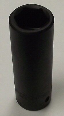 """Armstrong 46-714A 14mm 3/8"""" Drive Deep Impact Socket 6 Point USA"""