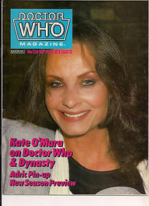 Doctor-Who-Magazine-No-128-KATE-OMARA-THE-RANI-EVIL-OF-THE-DALEKS