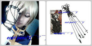 Hunter-x-Hunter-Kurapika-ring-chain-Cosplay-Anime-5-rings-and-5-charms