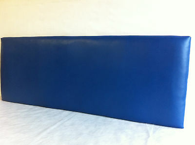 FAUX LEATHER VICTORIA HEADBOARD ALL SIZES AND COLOURS AVAILABLE CHEAPEST ON EBAY
