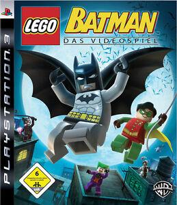 SONY PS3 LEGO Batman - Das Videospiel 1 erster Teil PlayStation 3 OVp gebraucht