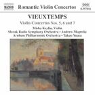 Henri Vieuxtemps - Vieuxtemps: Violin Concertos Nos. 5, 6 & 7 (2003)