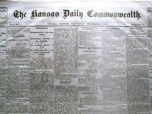 5-rare-Wild-West-newspapers-Topeka-KANSAS-1870-1888