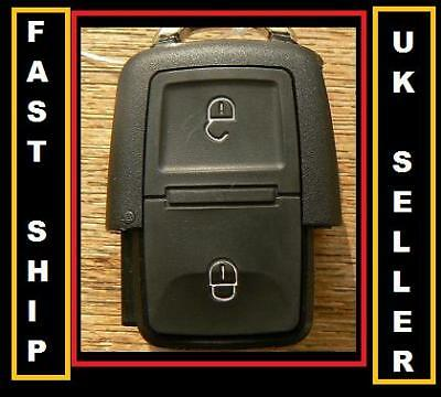 Volkswagen key fob case 2 Button GOLF MK4 SEAT POLO