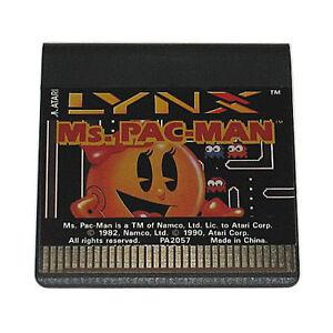 Buy Ms Pac Man Lynx 1990 Online Ebay