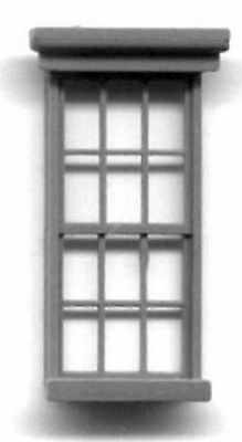 STONE LINTEL WINDOW HO Model Railroad Structure Plastic Detail Part GL5154