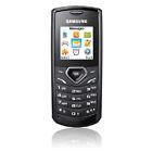 Samsung  GT E1170 - Schwarz (Ohne Simlock) Handy