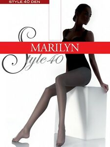 TOP-QUALITY-MARILYN-TIGHTS-STYLE-40-40-DENIER-size-S-XXL