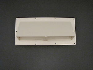 Rv Mobile Home Parts Range Hood Stove Vent With Damper