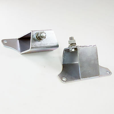UPR 1979-1995 FORD MUSTANG PRO-SERIES SOLID MOTOR MOUNTS GT LX COBRA 5.0 302 351