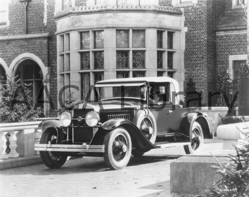 1927 Cadillac LaSalle V8 Landau Convertible Coupe Factory Photo Ref. #52421