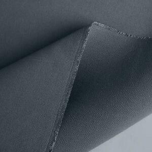 dkl grau segeltuch stoff wasserdicht 205cm breit markise. Black Bedroom Furniture Sets. Home Design Ideas