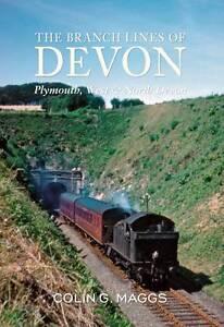 Marque De Tendance La Direction Générale Des Lignes De Devon Plymouth, West & North Devon Par Colin Maggs...-afficher Le Titre D'origine Prix ModéRé