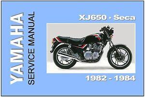 1982 yamaha xj650 maxim manual