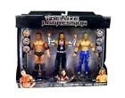 JAKKS Pacific WWE Exclusive DELUXE Aggression: Edge, Jeff Hardy Randy Orton Action Figure