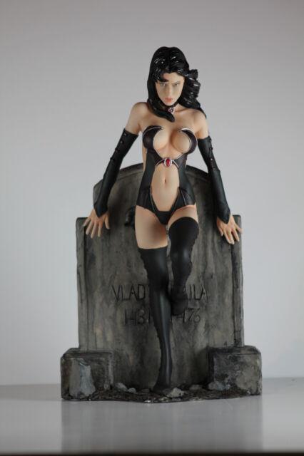 1/6 Resin Model Kit, Sexy action figure Vampire Selene