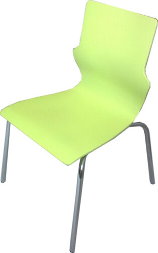 NOWY STYL Besucherstuhl Konferenzstuhl Stapelstuhl grün Bürostuhl Wartestuhl