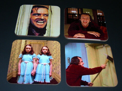 Jack Nicholson The Shinning Great COASTER Set