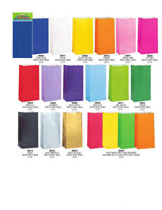 PAPER-PARTY-LOOT-TREAT-GIFT-BAGS-20-COLOURS-AVAILBLE