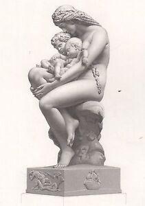Original-1856-Mother-vintage-engraving-034-THE-FIRST-CRADLE-034-children-babies