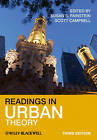 Readings in Urban Theory by John Wiley and Sons Ltd (Paperback, 2011)