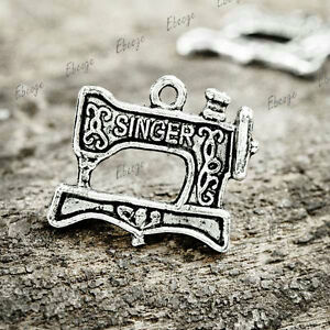 30pcs-Tibetan-silver-Sewing-Machine-Charms-20x17mm-TS0525