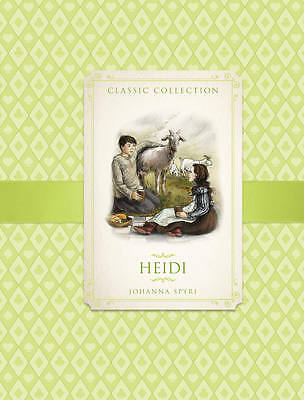 Classic Collection: Heidi, , Used; Good Book