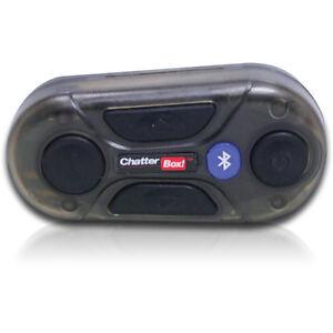 chatterbox duo pro bluetooth motorcycle intercom kit cbduopkit ebay. Black Bedroom Furniture Sets. Home Design Ideas