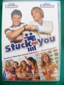 STUCK-ON-YOU-Region-4-DVD-Matt-Damon