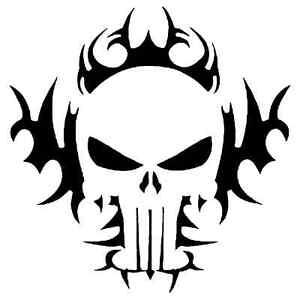 tribal skull stencil for Airbrush Tattoo craft Art | eBay