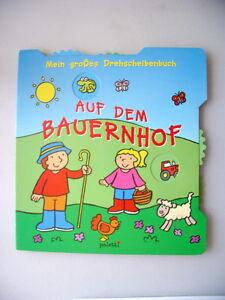 Auf-dem-Bauernhof-Drehscheibenbuch-2004-Bilderbuch