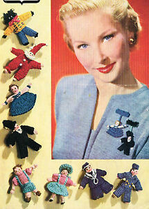 vintage-golly-badge-2-23-4in-doll-lapel-badge-knitting-pattern