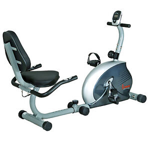 SF-RB921-Sunny-Magnetic-Recumbent-Exercise-Bike