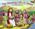 The Amazing Life of Jesus: Lift the Flap Bible Book: A Life the Flap Bible Book by Authentic Lifestyle (Board book, 2013)