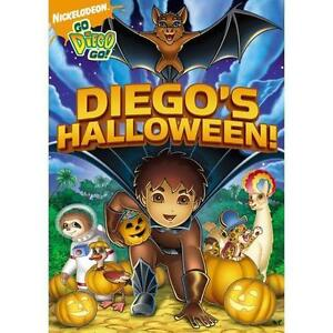 go diego go diegos halloween dvd 2008