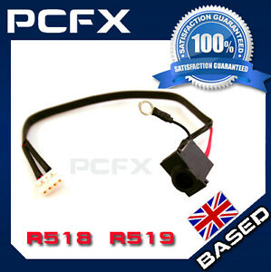 SAMSUNG-R519-R518-R520-DC-JACK-POWER-PORT-SOCKET-CONNECTOR-WIRE-HARNESS-CABLE