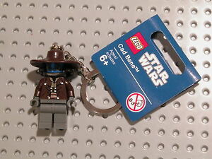 LEGO-Star-Wars-Cad-Bane-Key-Chain-NEW-Mint-Minifig-Keychain