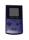 Nintendo Game Boy Color Grape Handheld System