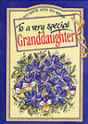 To a Very Special Granddaughter by Pam Brown (Record book, 1993)