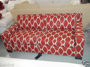 Pottery-Barn-West-Elm-Sleeper-Goodwin-Sofa-Couch-IKAT-Red-73-full-bed-modern