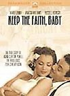 Keep the Faith, Baby (DVD, 2003, Checkpoint Packaging)