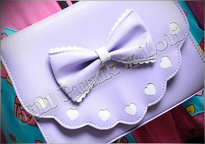 Lolita Fantasy Daisy's Sweet Taffy messenger Bag PU