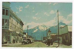 Broadway-Cars-Skagway-Alaska-1-postcard