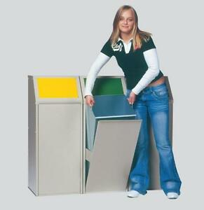 wertstoff sammler wsg69 recycling station recycling. Black Bedroom Furniture Sets. Home Design Ideas