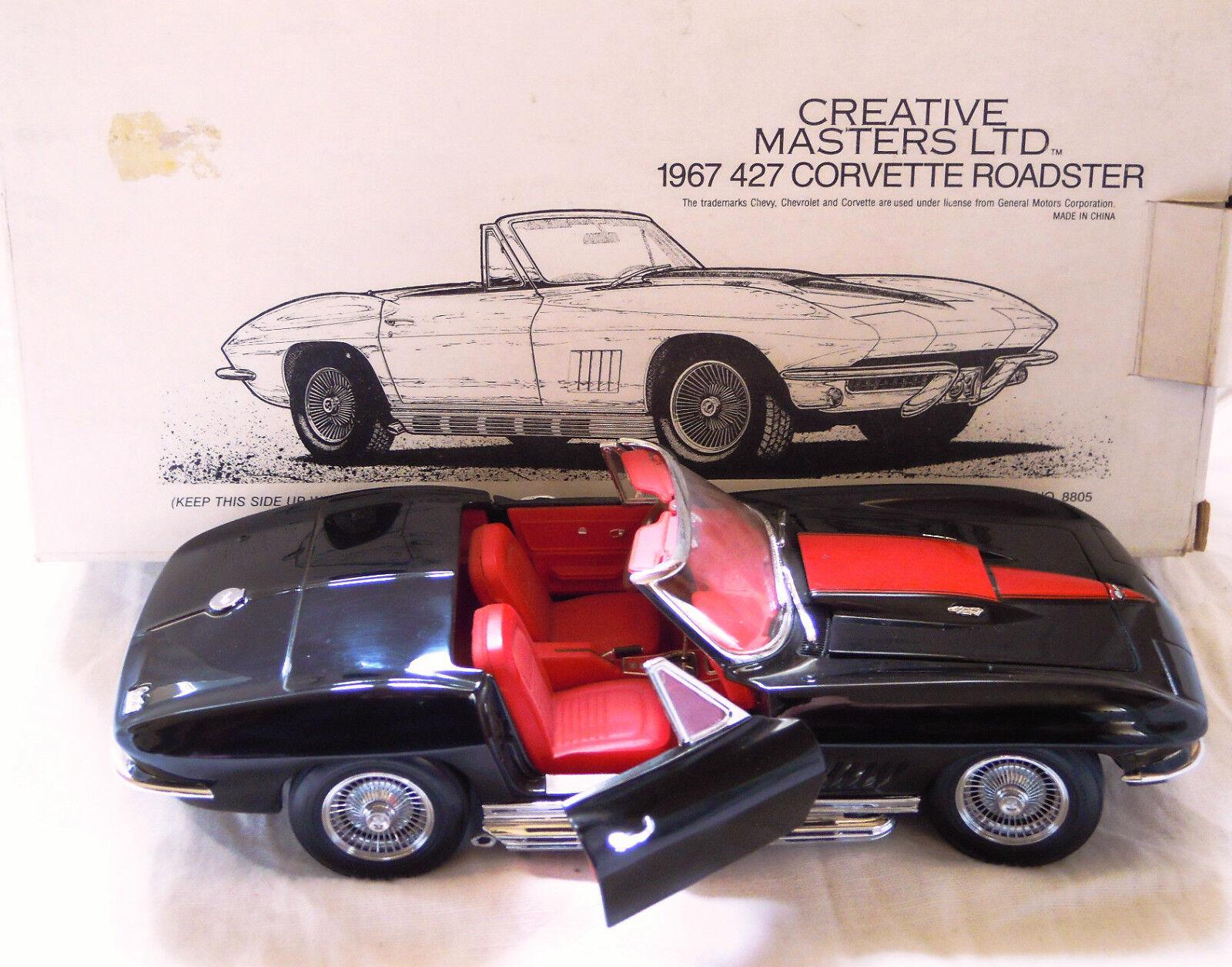 Revell Creative Masters 8805  427 Corvette Roadster Roadster Roadster 1967,  NEU & OVP - selten 7c8c14